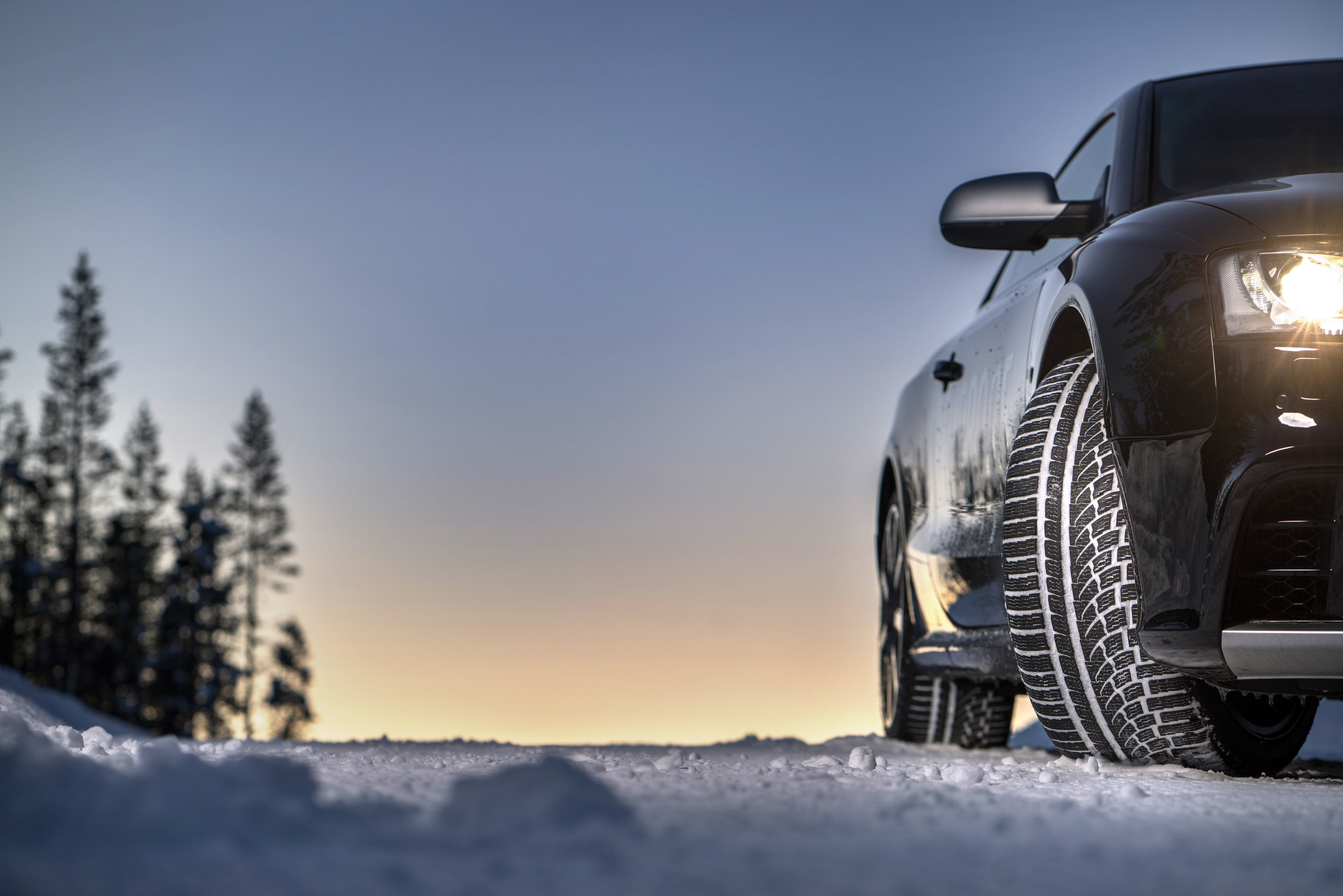 Nokian Says Forget the Forecast: The WR G4 Is Made for All Weather