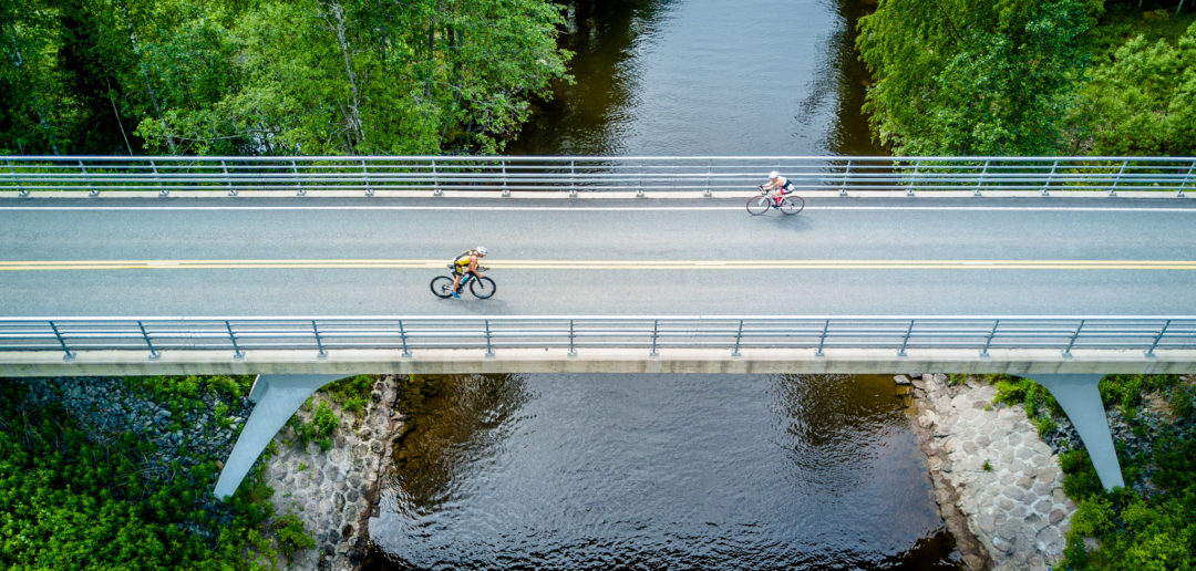 Nokian Sponsors and Competes in 1st Finnish Ironman
