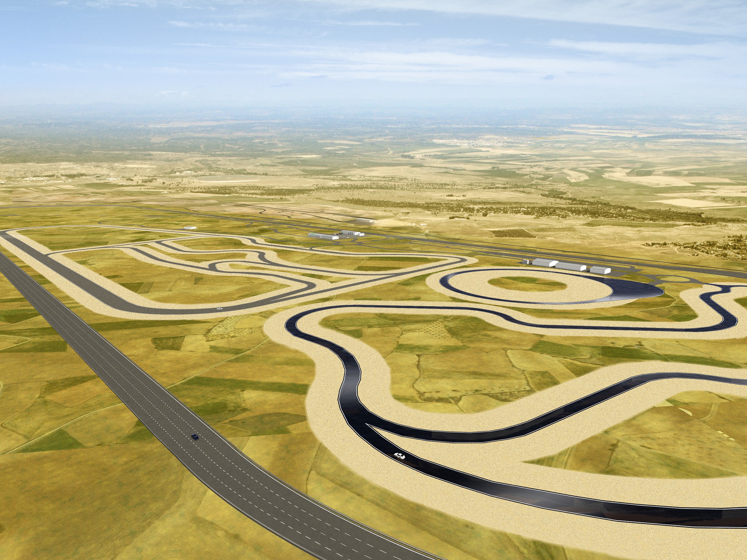 Nokian to Build Tire Testing Facility in Spain