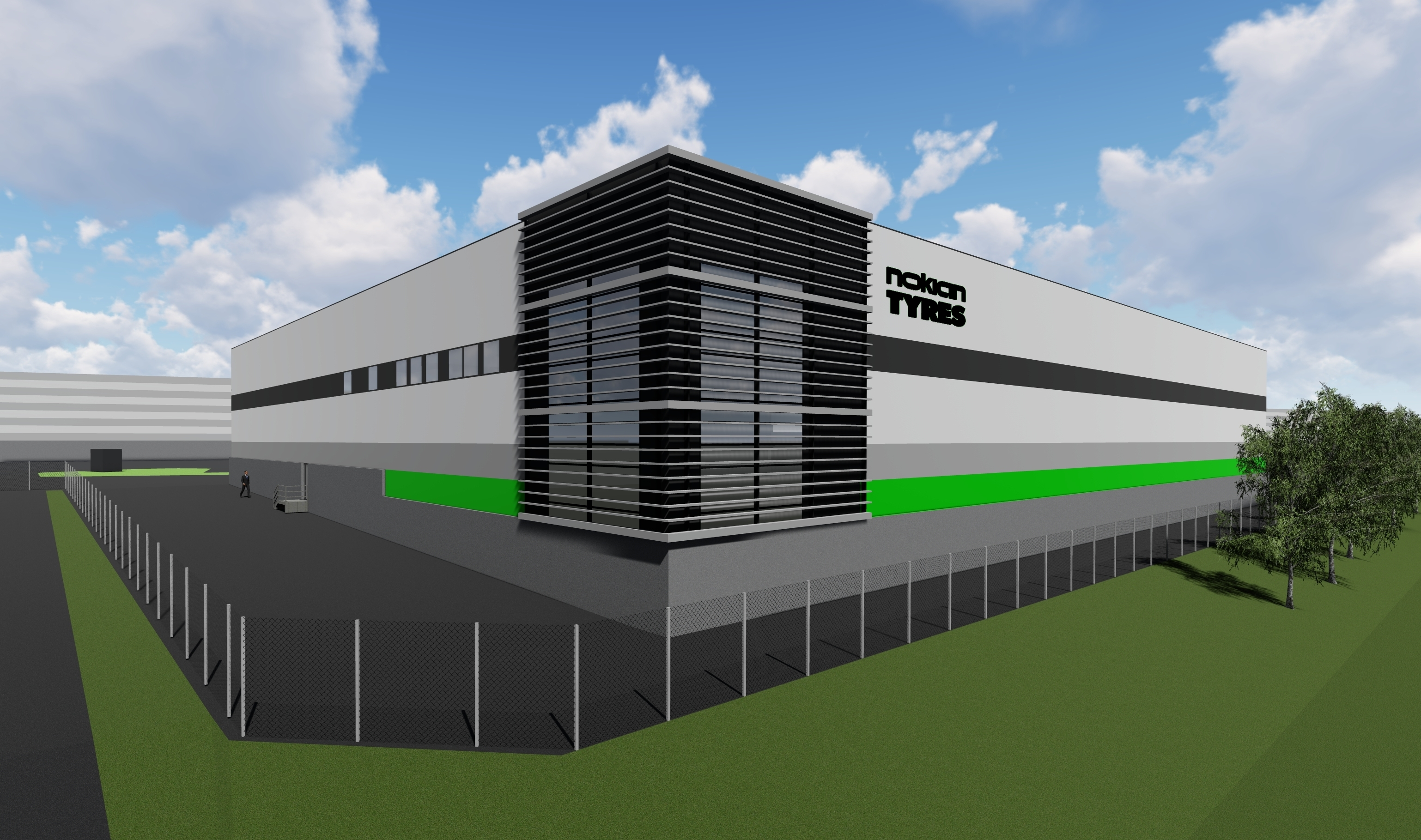 Nokian Will Build a R&D Facility for Commercial Tires