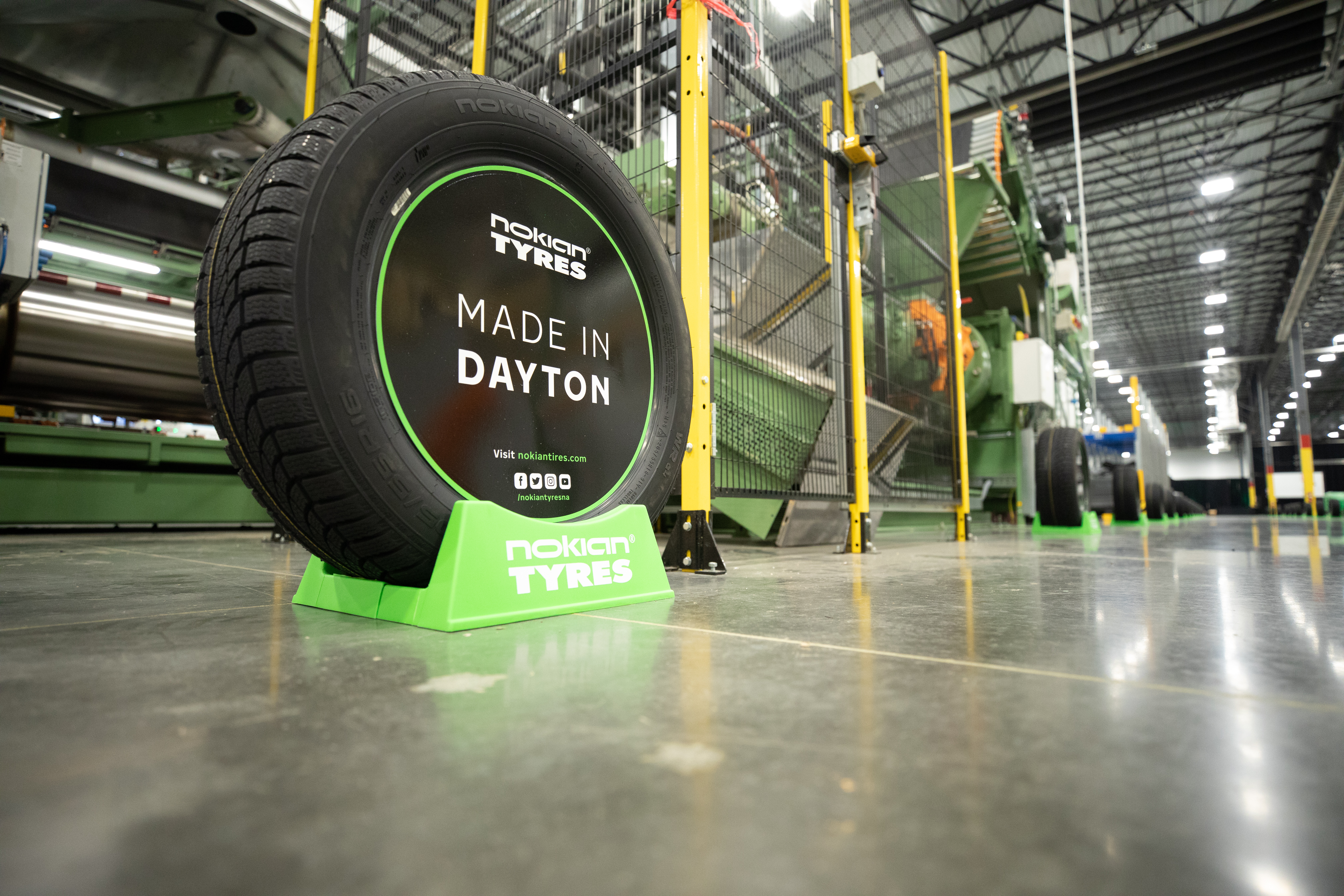 Nokian Will Reopen Tennessee Plant on May 4