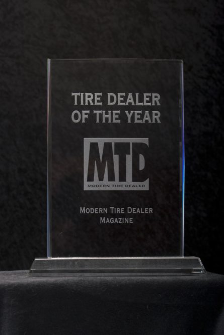 Nominate a dealer for Tire Dealer of the Year