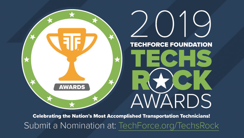 Nominations Open for Techs Rock Awards