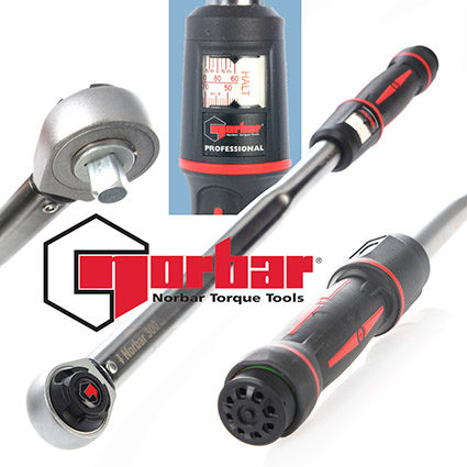 Norbar Wheel Bolting and Maintenance Tools Are Designed for Fleets