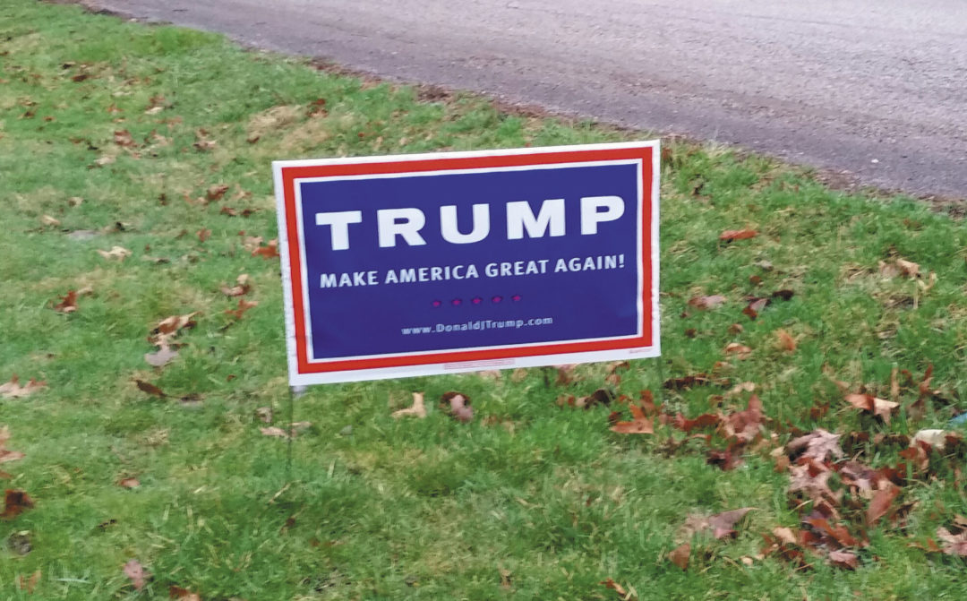 Now That Trump Will Be President... Proactively Offer Your Support or Constructive Criticism