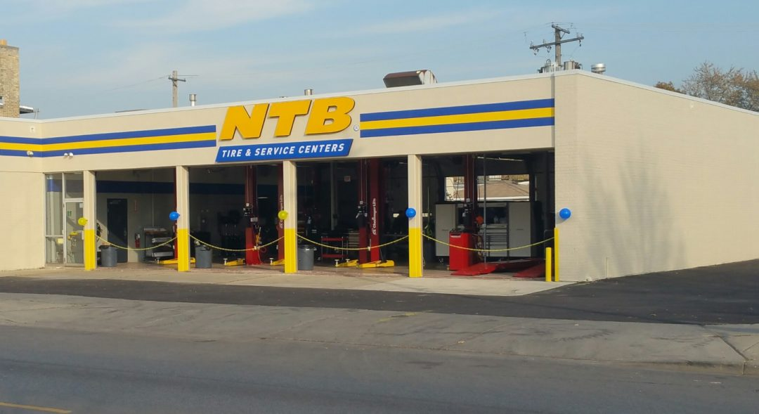 NTB Tire & Service Center Opens in the Windy City