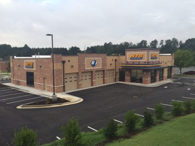 NTB Tire & Service Centers Expands in Charlotte
