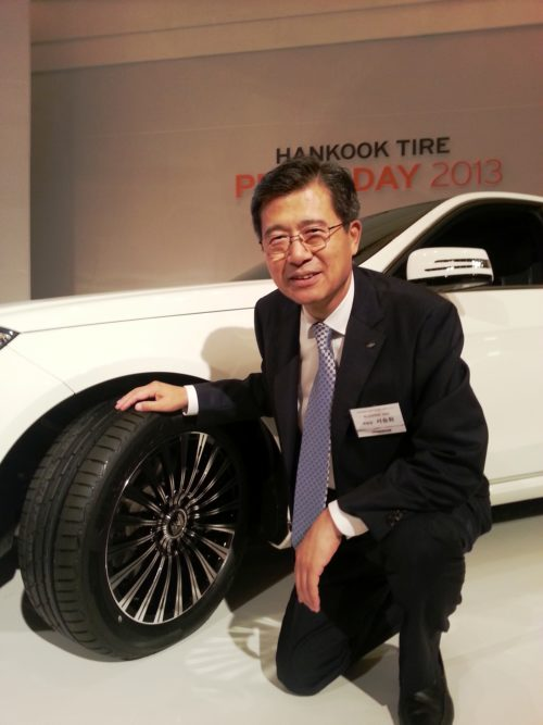 OE push: Hankook supplies Mercedes-Benz, BMW, Toyota and Nissan