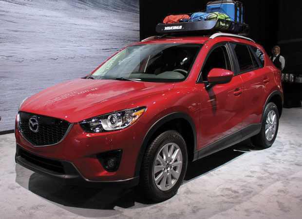 OE Tire Manufacturers See No End in Sight to the Popularity of SUVs and CUVs