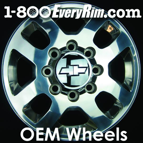 OEM Factory Wheels