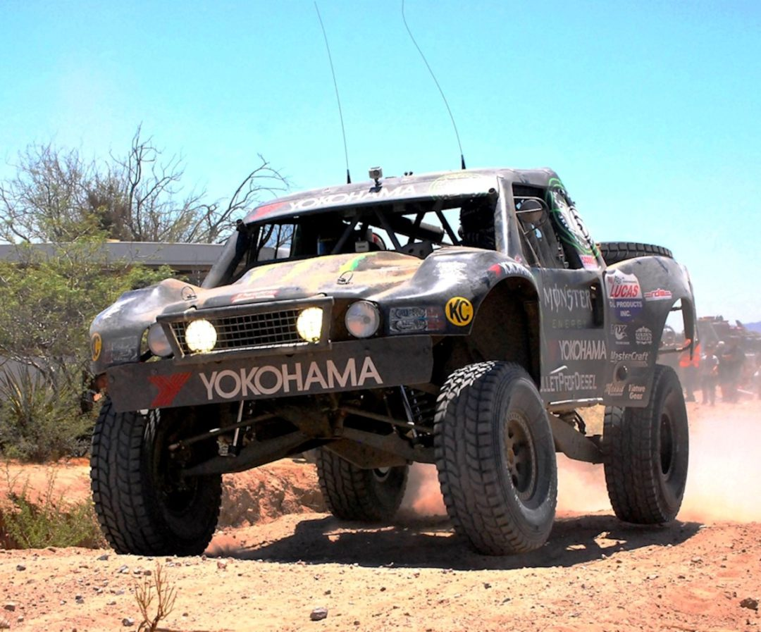 Off-roaders Cameron and Heidi Steele gearing up for 'Vegas to Reno' Race