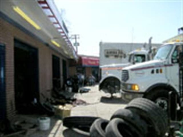 Old trucks, more bucks: David's Commercial Tire caters to used truck dealers by giving them choices