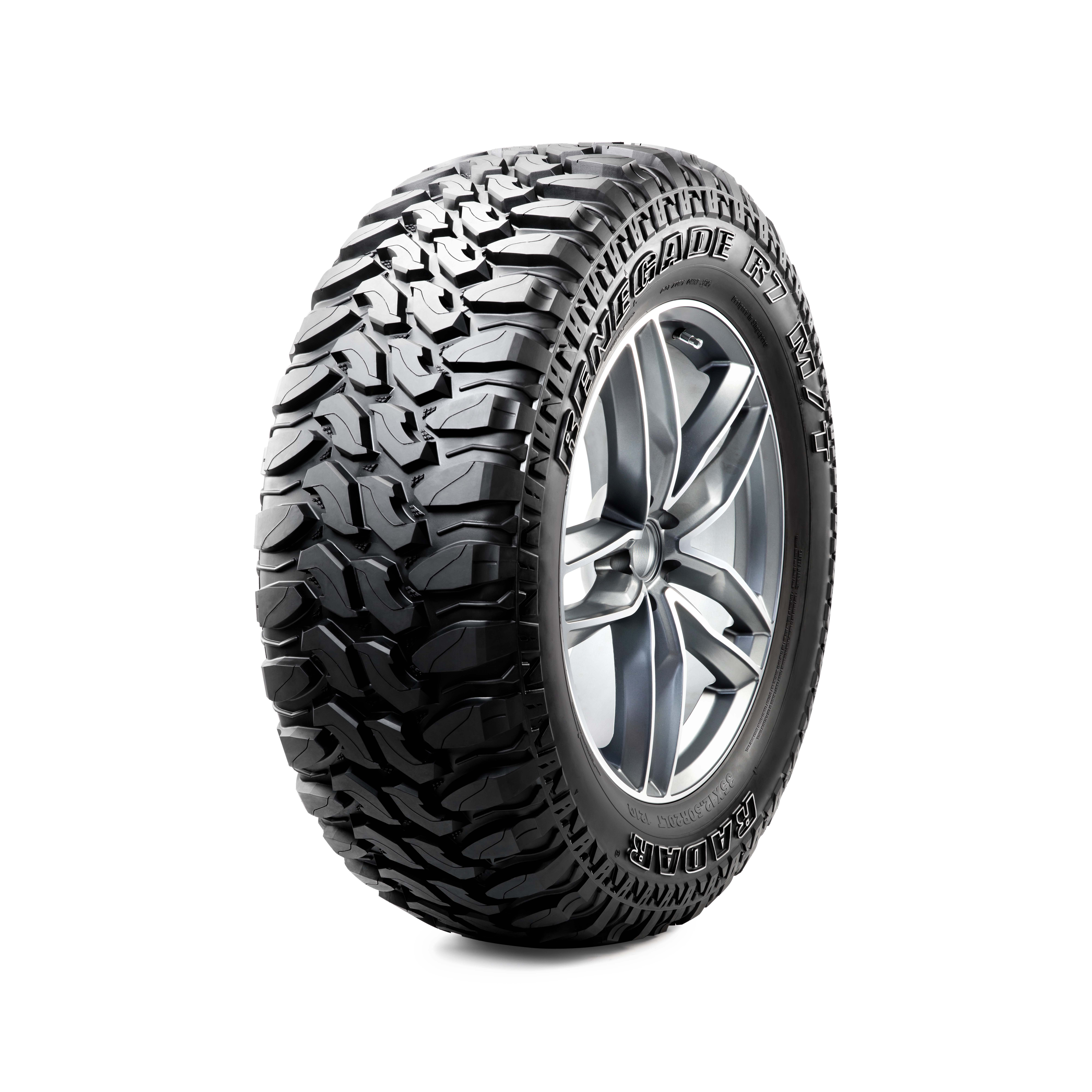 Omni United Rolls Out More Sizes for Renegade R7 M/T
