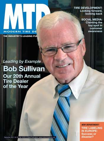 One more day to nominate Tire Dealer of the Year