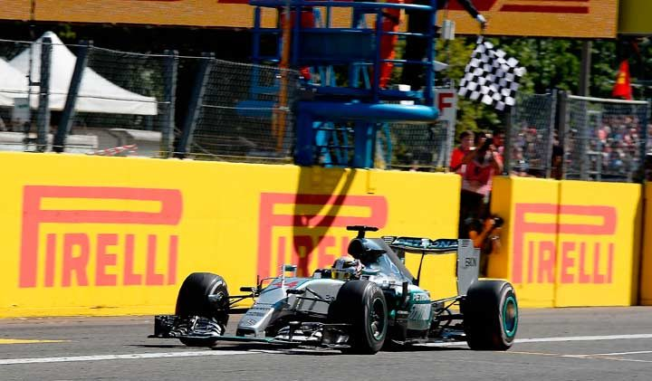 One-stop strategy for Hamilton delivers victory at Monza