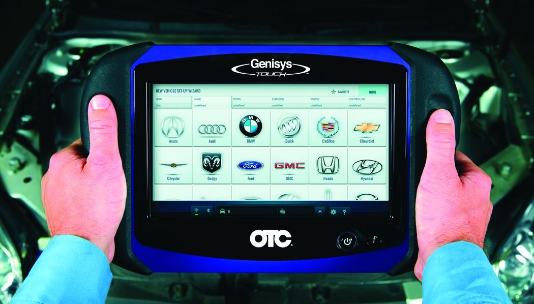 OTC Genisys Touch With AutoDetect