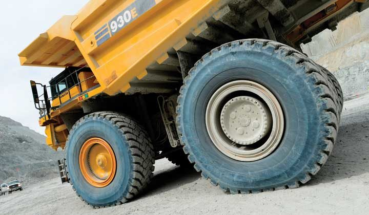 OTR tires: demand in 2012; a flat 2013?