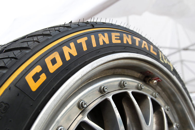 PC Class races on Continental wet tires