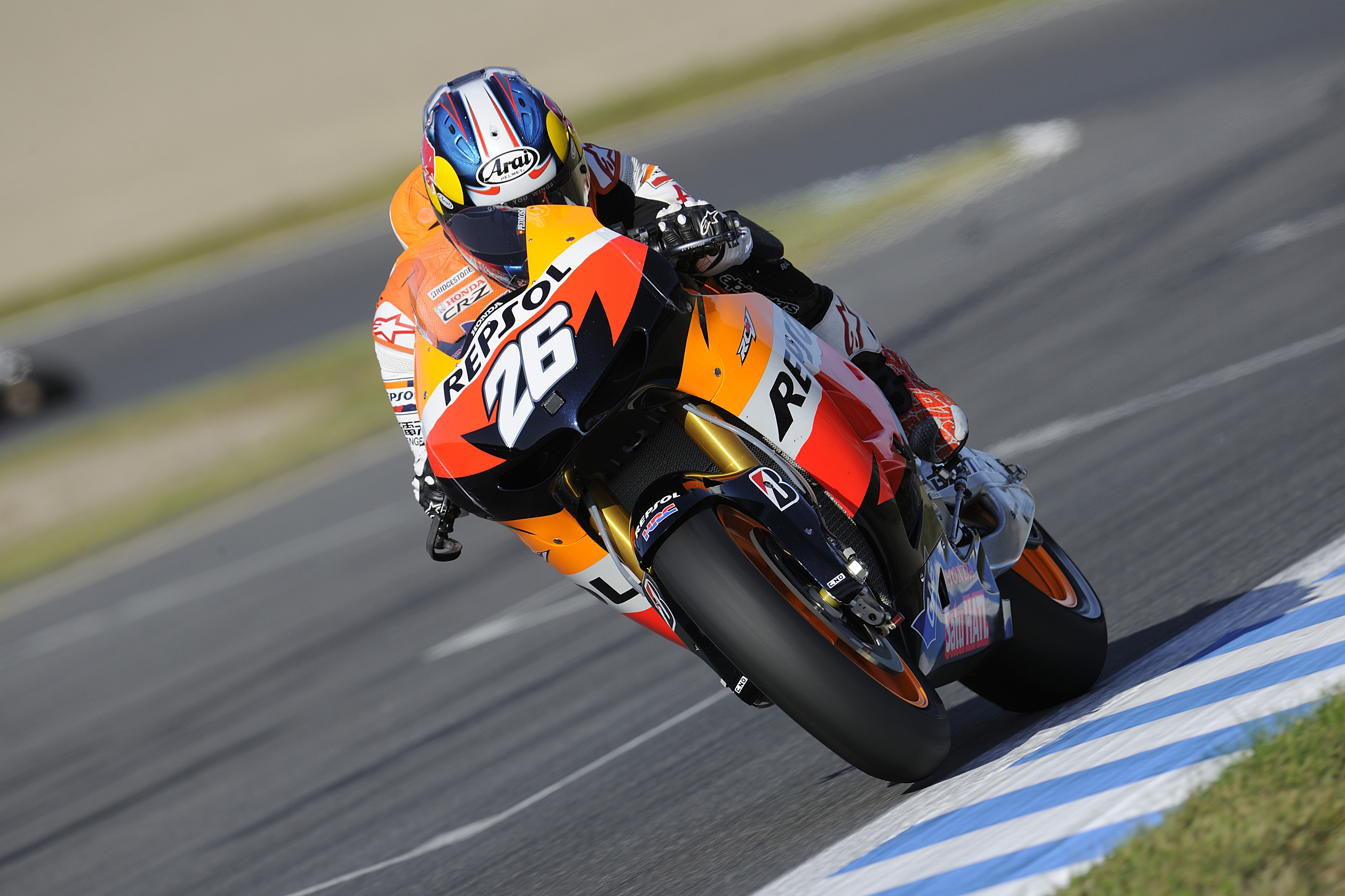 Pedrosa leads tightly packed field in Motegi practice