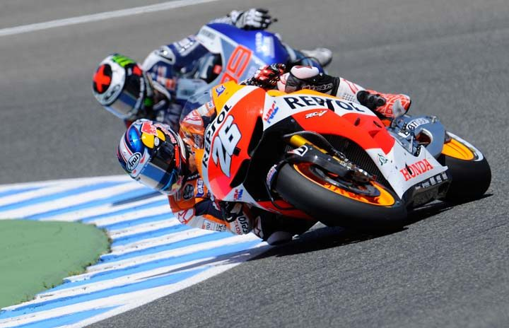 Pedrosa storms to first win of the season at Jerez