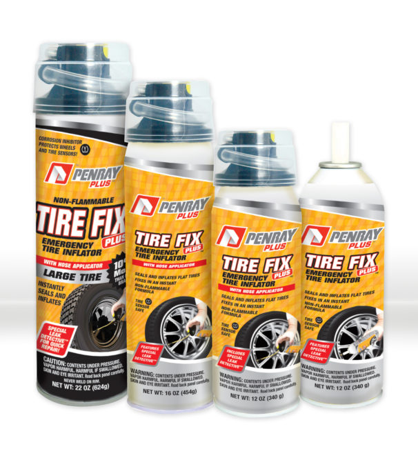 Penray will showcase Tire Fix Plus at AAPEX