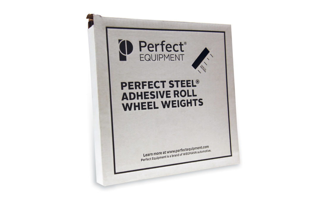 Perfect Equipment unveils adhesive roll weights