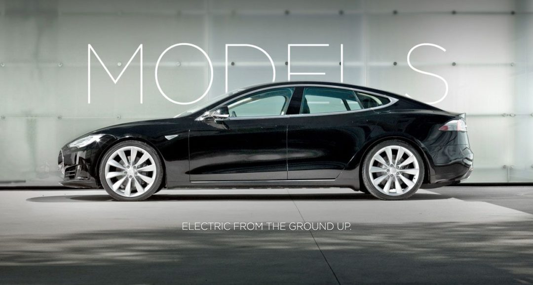 Perfect partners with Tesla Motors on Model S