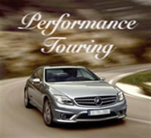 Performance touring: New tires spark a new way of marketing