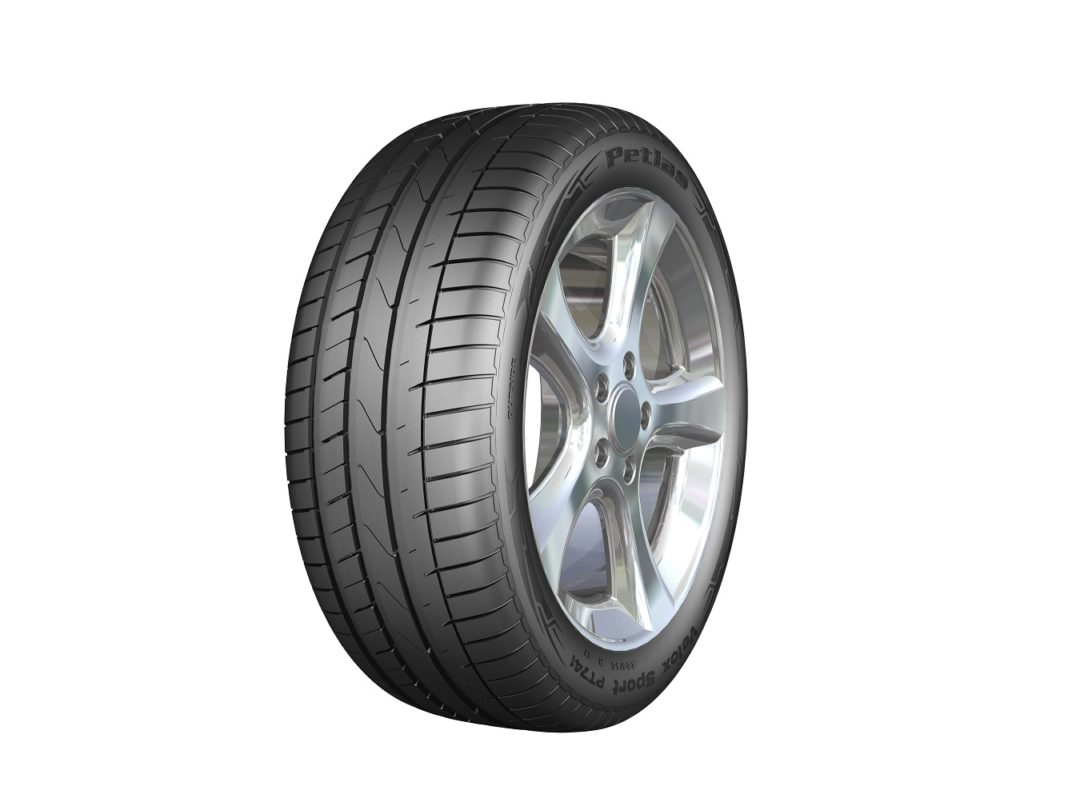 Petlas adds 20-inch size to PT 741 UHP tire