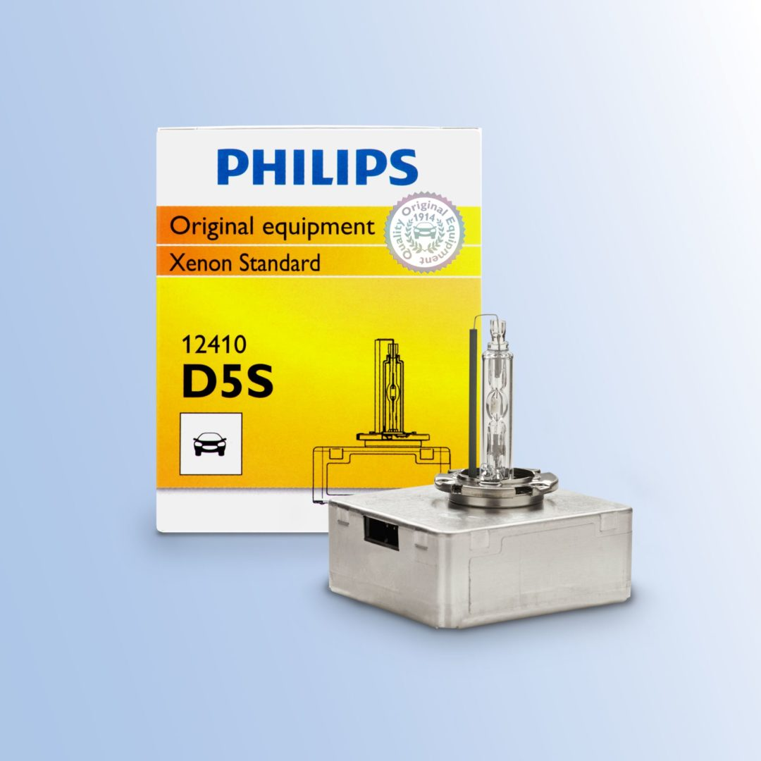 Philips D5S Xenon HID Bulb Is Aftermarket Replacement