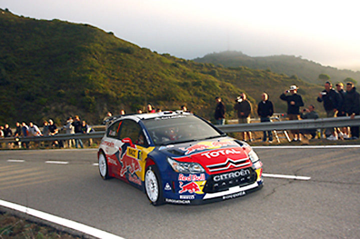 Pirelli and HD Theater announce 2009 WRC programming schedule