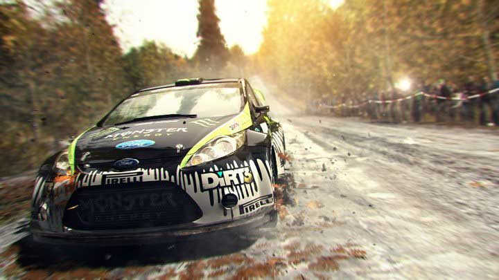 Pirelli and Ken Block team up with Codemasters