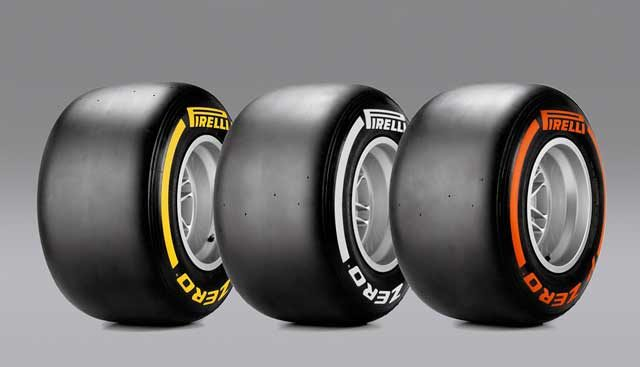 Pirelli Announces Compounds And Sets For The Grand Prix Of Malaysia