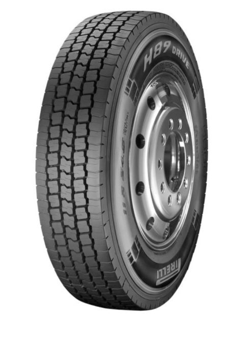 Pirelli-Brand H89 Truck Tires Are Coming to North America