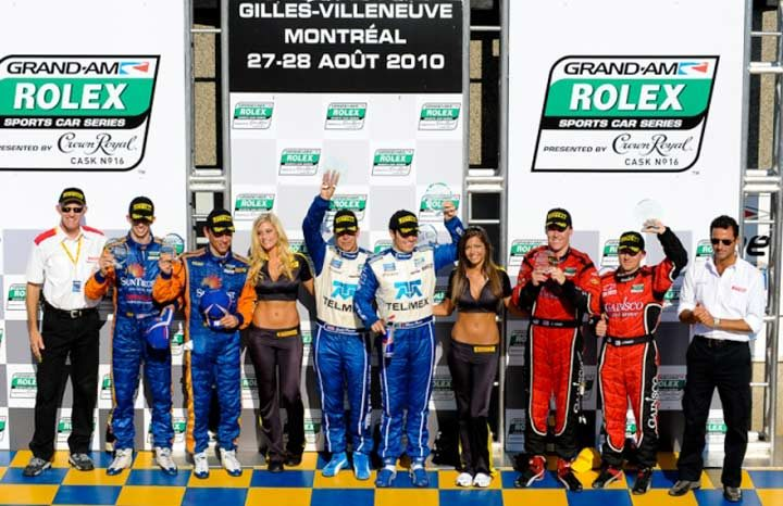 Pirelli highlights from the Montreal 200 Grand-Am race