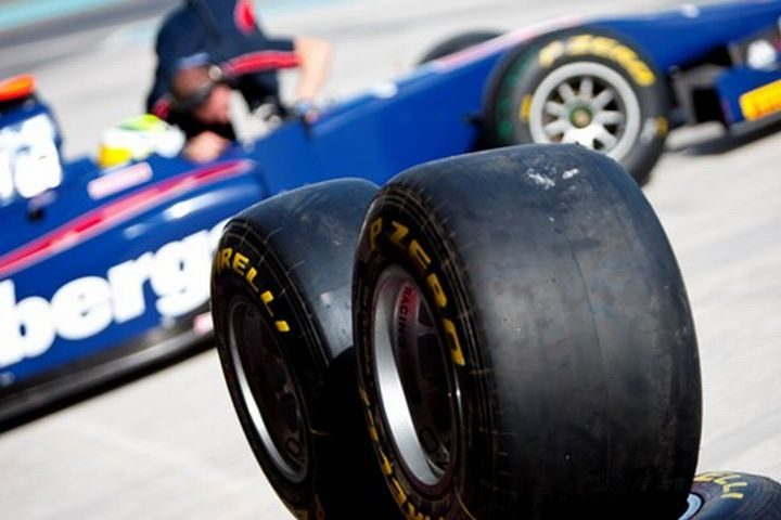 Pirelli ready to hit the track for the start of the 2011 GP2 Asia Series