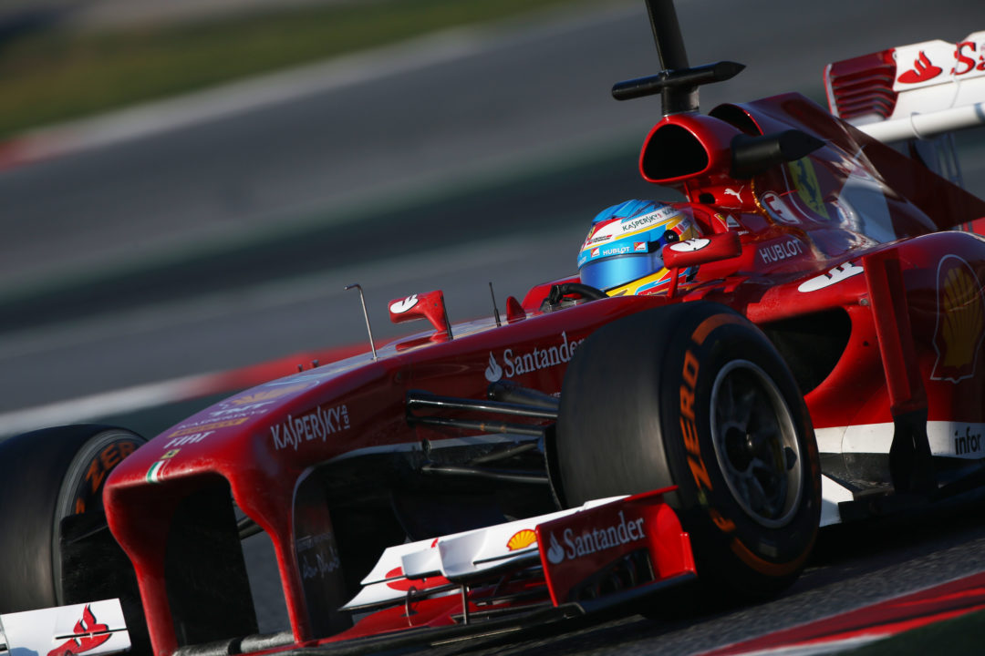 Pirelli Review: Formula One Test in Barcelona