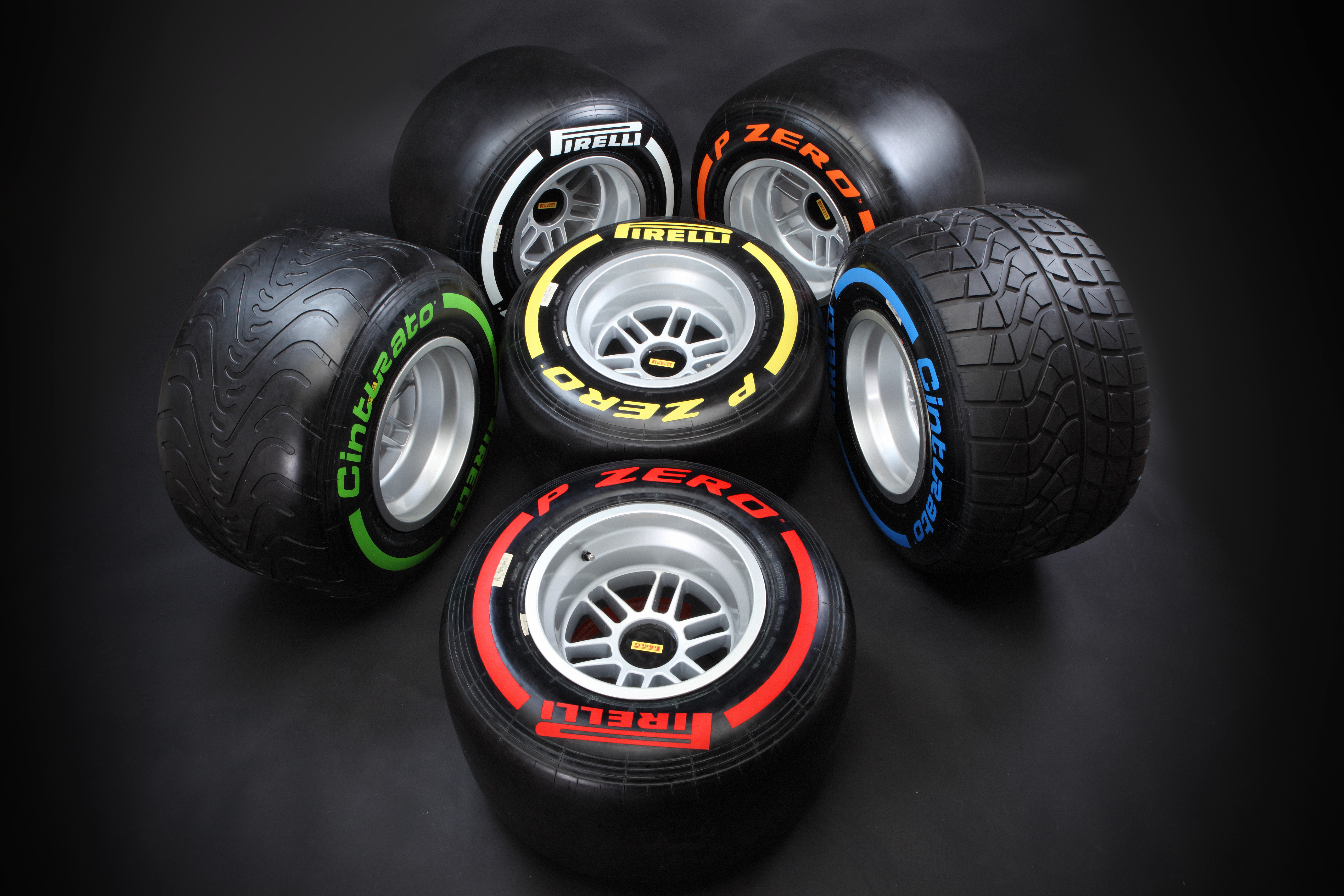 Pirelli tire nominations revealed for Korea, Japan and India