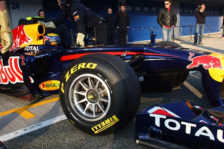Pirelli to supply hard and soft compounds for first four Formula One races