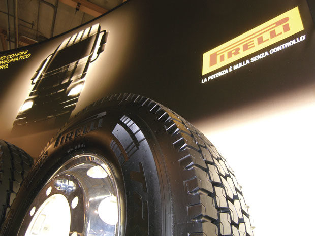 Pirelli Truck Tires: They Aren't Here Yet, But They Could Be One Day