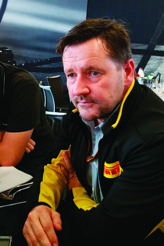 Pirelli Uses F1 Racing to Drive Interest