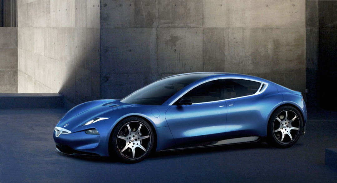 Pirelli Will Develop Tires for New Fisker Luxury Electric Vehicle