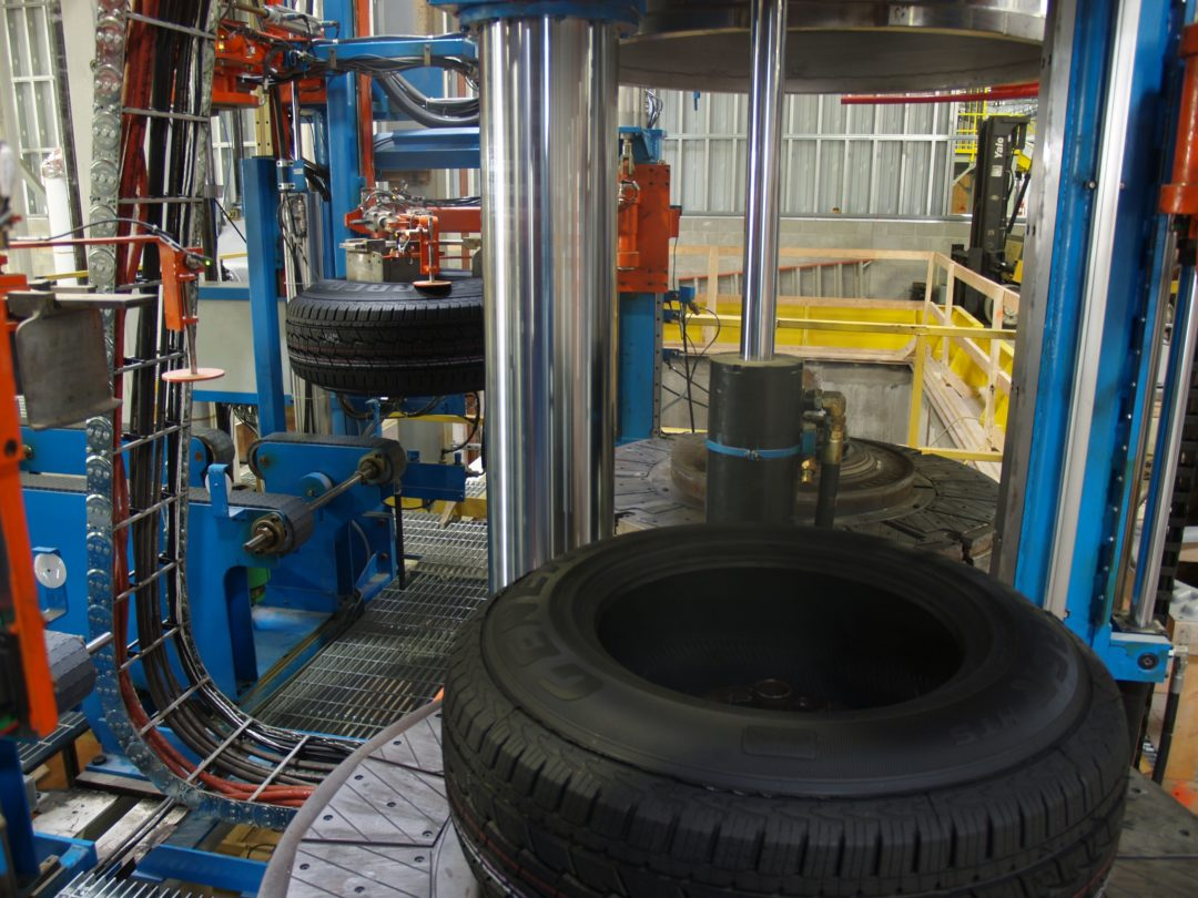 Plant expansion is ahead of schedule, says Conti