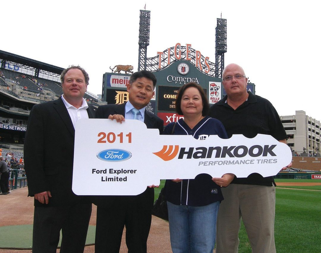 Play ball! Hankook maximizes marketing initiatives