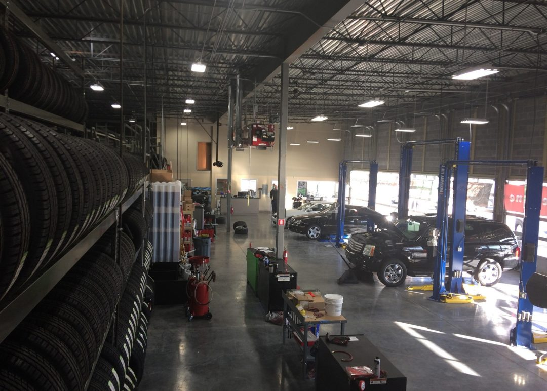 Plaza Tire Adds Third Store in Springfield