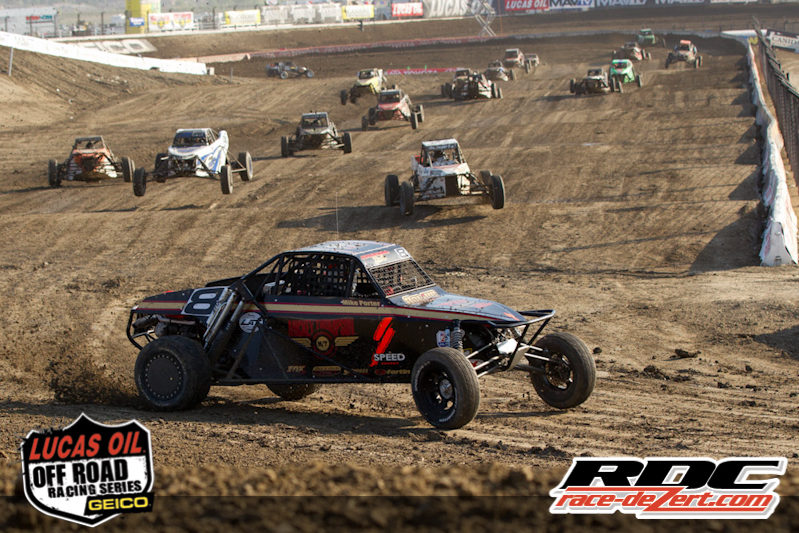 Podiums for Mickey Thompson Tires at Lake Elsinore