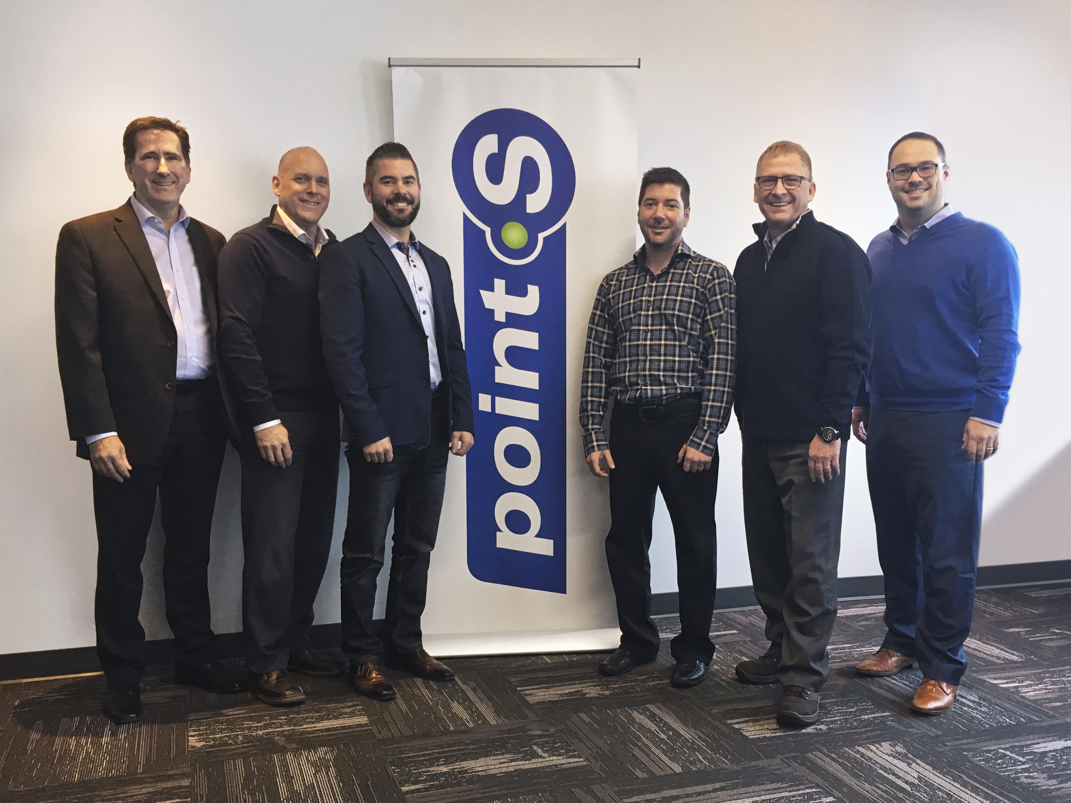 Point S Is Expanding Into Western Canada
