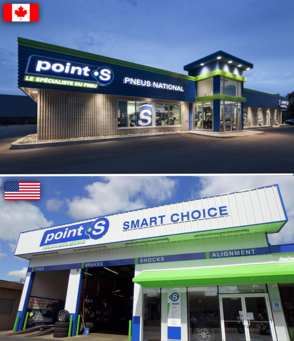 Point S Is on Track to Become 3rd Largest Independent Network by 2020