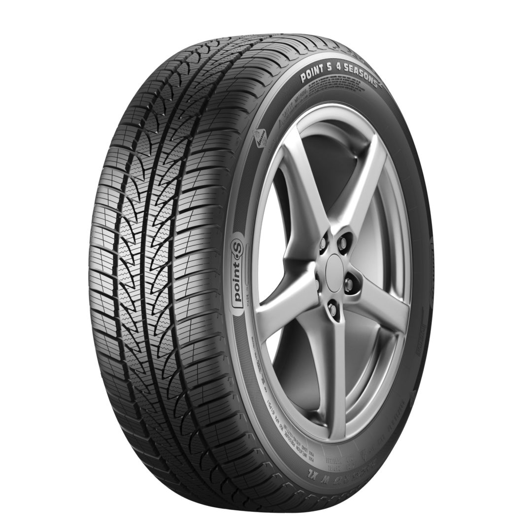 Point S Refreshes Its All-Season Tire