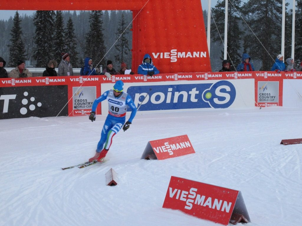 Point S sponsors Nordic World Cup event